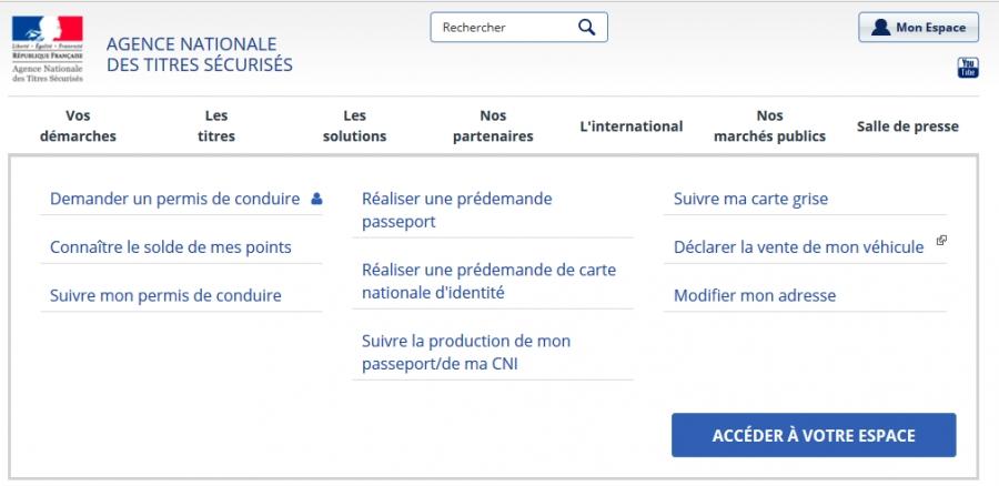 pré demande carte identite Pré demande de Carte Nationale d'Identité (CNI)   Saint Morillon